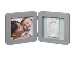 Baby Art Rámik Print Frame - sivá