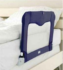 Baby Dan Cestovná zábrana k posteli+taška, BLUE 90 cm