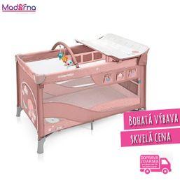 Baby Design Cestovná postieľka DREAM NEW