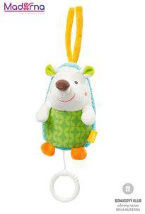 Baby FEHN Forest Závesná hračka ježko