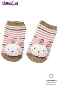 BABY FEHN Garden hrkajúce ponožky