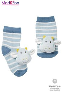 BABY FEHN Little Castle hrkajúce ponožky