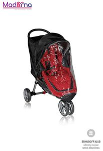 Baby Jogger pláštenka pre kočík CITY MINI/MINI GT