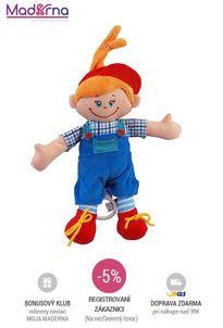Baby Mix - Bábika s hracím strojčekom chlapček
