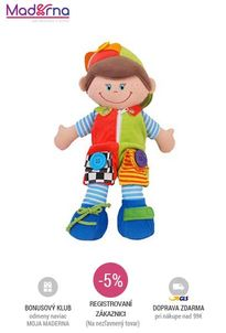 Baby mix - Detská bábika chlapček