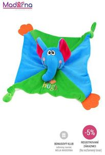 baby mix - prítulníček sloník