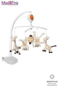 Baby ono Kolotoč hudobný žirafa+opica