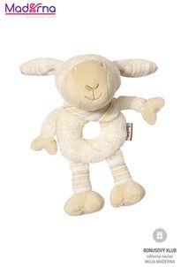 BABYFEHN Babylove mäkký krúžok ovečka