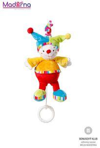 BABYFEHN Classic mini hrací klaun 2017