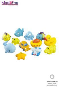 Babymoov hračky do vody 2017 boy set