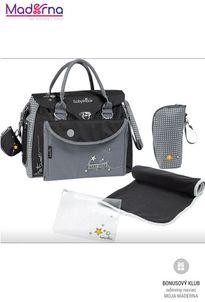 Babymoov prebaľovacia taška Baby Style Star