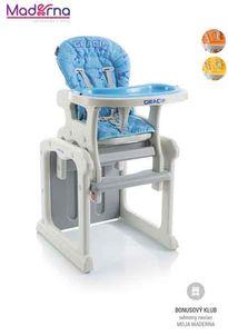 BabyPoint Gracia jedálenská stolička
