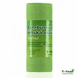 Bambusové osušky T-tomi