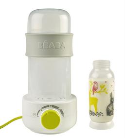 Beaba Ohrievač dojčenských fliaš Babymilk Second Neon