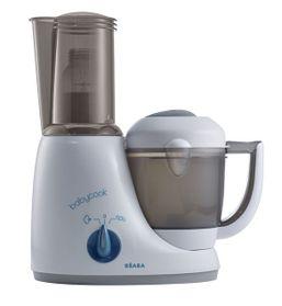Beaba Parný varič + mixér BABYCOOK PLUS šedý