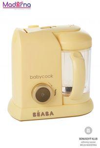 Beaba Parný varič + mixér BABYCOOK Vanilla Cream