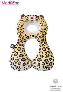 Benbat Nákrčník s opierkou hlavy leopard