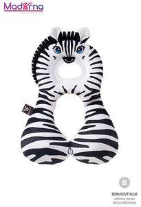 Benbat Nákrčník s opierkou hlavy zebra