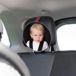 REER - Bezpečnostné zrkadielko na zadné sedadlo