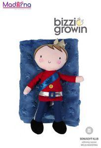 Bizz Growing Royal Prince sada deka a hračka