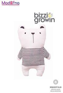 Bizzi Growin Mäkký vankúšik medvedík
