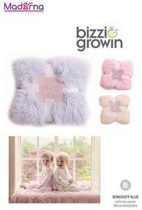 Bizzi Growing Luxusná deka