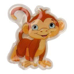 Bo Jungle, Gélové vrecúško Hot & Cold - Monkey