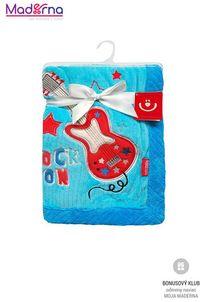 Bobo Baby Detská deka z mikrovlákna