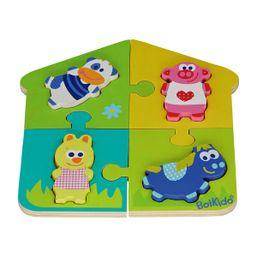 Dvoj-puzzle - Farma Boikido