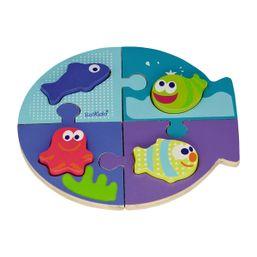 Dvoj-puzzle - Morský svet Boikido
