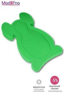 carero - Penová podložka maxi zelená myš