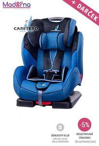 CARETERO -Autosedačka Diablo XL + darček