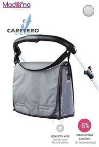 CARETERO - Taška na kočík s prebaľovacou podložkou