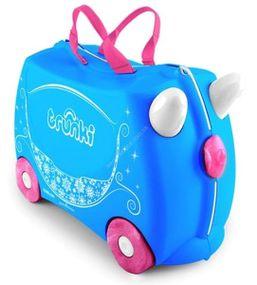 Cestovný kufrík TRUNKI - Pearl
