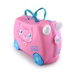 Cestovný kufrík TRUNKI - Poppet Moshi
