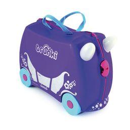 Cestovný kufrík TRUNKI - Princezná