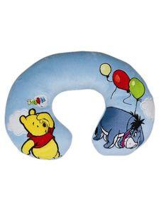 Cestovný vankúšik Disney Winnie the Pooh - Modrá