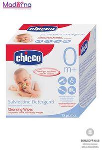 Chicco Dezinfekčné obrúsky 15 ks