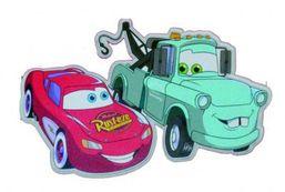 Dekorácia 2V McQueen & Mater (malá)
