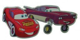 Dekorácia 2V McQueen & Ramone (malá)
