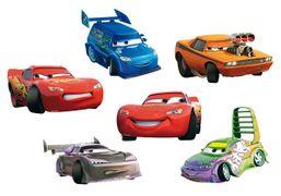 Dekorácia 2V McQueen - Sada