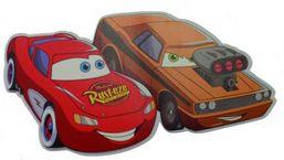 Dekorácia 2V McQueen & Snot Rod