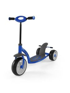 Detská kolobežka Milly Mally Crazy Scooter blue - Modrá
