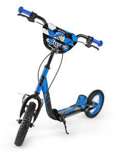 Detská kolobežka Milly Mally Scooter Extrema blue - Modrá