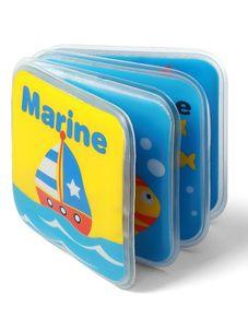 Detská pískacia knižka Baby Ono Marina - Podľa obrázku