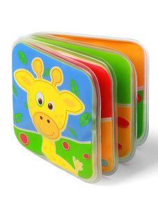 Detská pískacia knižka Baby Ono safari zvieratka - Podľa obrázku