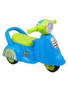Detské jazdítko so zvukom Baby Mix Scooter blue - Modrá
