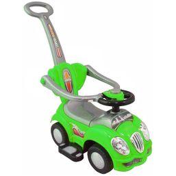 Detské jezdítko 2v1 Baby Mix zelené - Zelená
