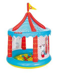 Detský nafukovací cirkus Fisher-Price s loptičkami - Podľa obrázku