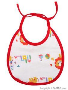 Detský podbradník Akuku mini pre dievčatká - Podľa obrázku